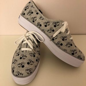 Keds Women's Minnie Mouse Shoes